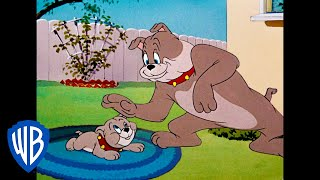 Download Tom & Jerry | The Best Father & Son Duo Ever! | Classic Cartoon Compilation | WB Kids Video