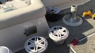 Download JL Audio Marine Upgrade M880 M770 M800/8v2 Wet Sounds WS-420 BT M10IB5 Video