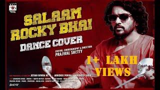 Download Salaam Rocky Bhai Full Video Song | KGF Kannada | Yash | Prashanth Neel | Dance Cover Video