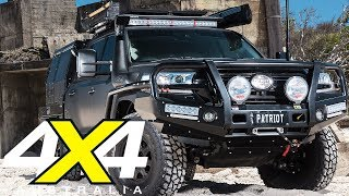 Download Patriot Campers' 2016 Toyota LC200 Super Tourer Review | 4X4 Australia Video