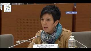 Download Sophie MERLIER-LEQUETTE Politique Agricole Régionale Video
