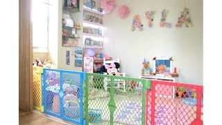 Download CUTEST PLAYROOM FOR ALL | PLAYROOM TOUR!!! Organization\DIY Video