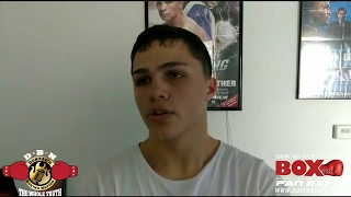 Download Joey Spencer explains why Fighters like Roman Gonzalez don't last long in the sport of boxing Video