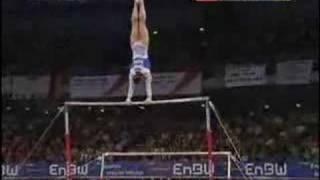 Download BARBOSA Jade - Bars - All Around - World Championships 2007 Video