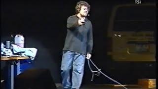 Download Il RITORNO di BEPPE GRILLO in TV - TV Svizzera-italiana 1997 Video