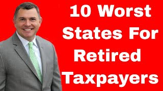 Download 10 Worst States For Retired Taxpayers (″Worst Video Ever″) Video
