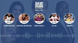 Download UNDISPUTED Audio Podcast (4.09.18) with Skip Bayless, Shannon Sharpe, Joy Taylor | UNDISPUTED Video