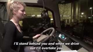Download Trucking Girl - Mój pierwszy raz - GABARYTY, My first time - OVERSIZE LOADINGS ep. 35 Video