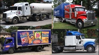 Download Jamaica - impressive trucks and lorries Video