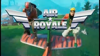 Download PLAYING WITH BEST FORTNITE PILOT AND GET 2 AIR VICTORY ROYALE'S Video