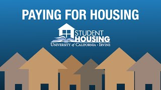 Download Paying For Freshman Housing - UC Irvine Video