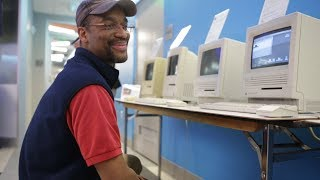 Download A Window into Learning at Duke: Historic Macs Exhibit Video
