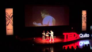 Download Comedia sin miedo - comedy without fear | Josema, Paquirri y el Shafa | TEDxQuito Video
