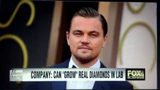 Download FoxNews: Tech World's Who's Who and DiCaprio Invest in Diamond Startup. Video