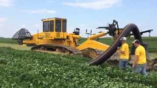 Download Inter-Drain 2040 SP Tile Plow 12 Inch Install Video