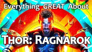 Download Everything GREAT About Thor: Ragnarok! Video