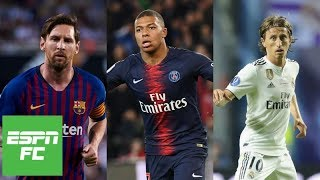 Download Messi, Modric, Mbappe: Who should win Ballon d'Or after shortlist announced?   ESPN FC Video