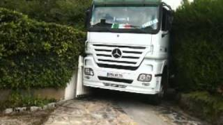 Download actros 1841 conduite de l extreme Video