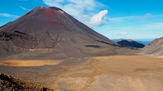 Download The Big Trip - Tongariro Alpine Crossing - 6th February 2016 Video