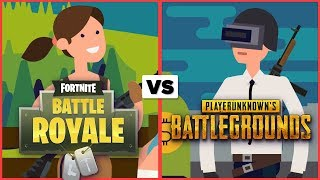 Download Fortnite vs PUBG: Which Battle Royale Is the Best? Video