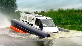 Download HoverVan Havoc | Top Gear | Series 20 | BBC Video