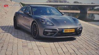 Download Porsche Panamera Turbo Executive review Video