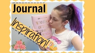Download 5 DIY Journal Pages For Inspiration!! Video