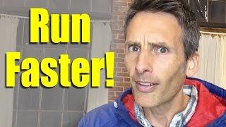 Download Run Faster - By Avoiding Speedwork Video