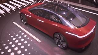 Download Live from Geneva 2018 - VW I.D. VIZZION Video