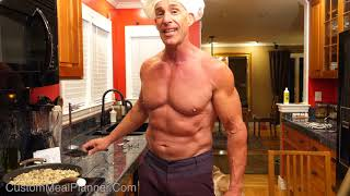 Download hamburger hash for bodybuilders and picky eaters Video