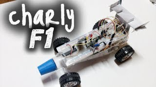 Download Charly F1: Auto a control remoto con Arduino Video