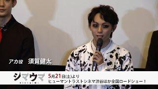 Download 【須賀健太】映画『シマウマ』完成披露舞台挨拶 Video