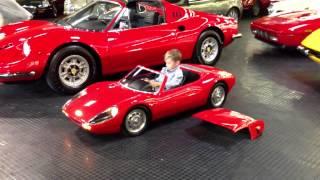 Download Porsche 904 Carrera GTS electric kid car test drive Video