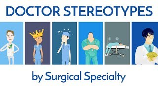 Download Doctor & Surgeon Stereotypes (by Specialty) Video
