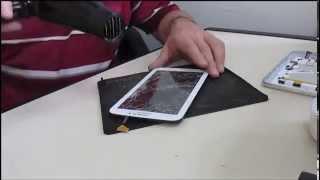 Download Troca do Vidro (Tela Trincada) Touchscreen do Tablet 7″ Samsung Tab 3 - SM-T211 Video