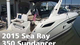 Download 2015 Sea Ray 350 Sundancer: Boat For Sale at MarineMax Dallas Yacht Center Video