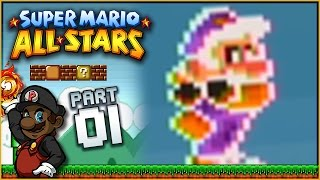 Download Super Mario All Stars - Part 1 | ″Take It Old School!″ (Super Mario Bros) Video