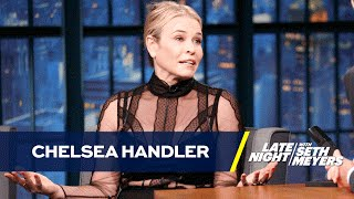 Download Chelsea Handler Is a Big Tinder Fan Video