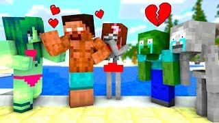 Download Monster School : Swimming Challenge - Minecraft Animation Video