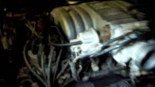 Download Taking off the intake manifold Video