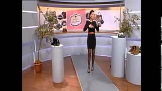 Download Sandra Ahrabian nylon füße Video