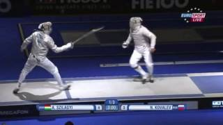 Download Sabre Fencing: the best moment of the best match 2013 Video