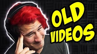 Download Markiplier Reacting to Old Videos Video
