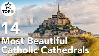 Download 14 Most Beautiful Catholic Cathedrals in the World Video