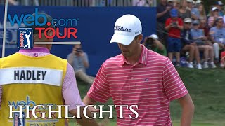 Download Highlights | Round 4 | Albertsons Boise Open Video
