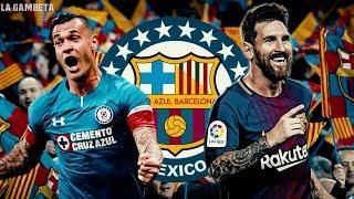 Download ¡Increíble! Cruz Azul y Barcelona SE UNEN ¡Pobres, este puede ser su fin! Video
