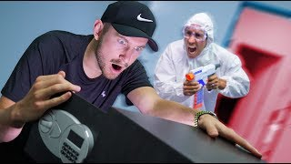 Download NERF Secret Lab Showdown Challenge! Video