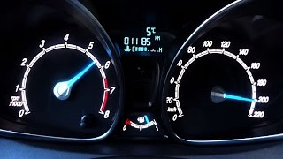 Download Ford Fiesta 1.0 Ecoboost 125PS Acceleration 0-100 0-200 Top Speed Test Video