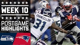 Download #4 Seahawks vs. Patriots | NFL Week 10 Game Highlights Video
