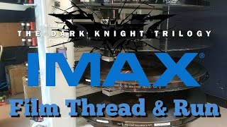 Download Threading up The Dark Knight on IMAX 15/70mm Film as part of The Dark Knight Trilogy IMAX Roadshow Video